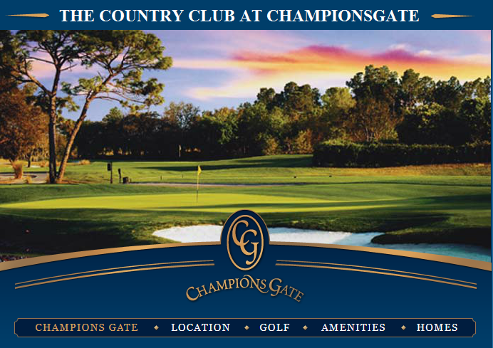 The Country Club at ChampionsGate
